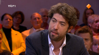 Paul Witteman in gesprek met pianist Thomas Beijer