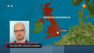 NOS Journaal 13.00 uur (Nederland 2) NOS Journaal Britse premier May