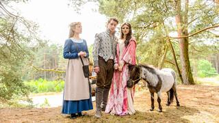 De mooiste sprookjes Prins Hemelblauw en de fee Lupine