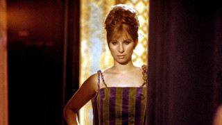 Close Up: Barbra Streisand