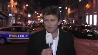 NOS Journaal 13.00 uur (Nederland 2) NOS Journaal schietpartij in Parijs