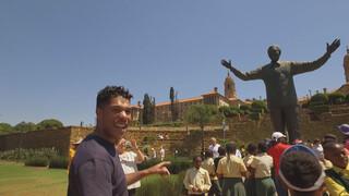 Het Klokhuis Zuid-Afrika: Mandela
