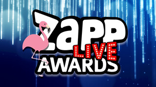 Oproep stemmen Zapplive Awards 2017!