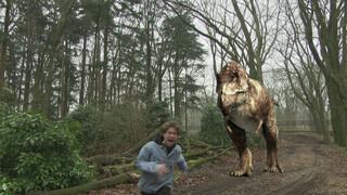 Het Klokhuis - T.rex