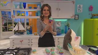 Haaien Cupcakes