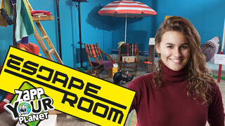 ESCAPEROOM 'HAAI FIVE' #3 - MAY HOLLERMAN