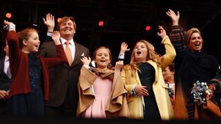 Koning Willem-Alexander viert vijftigste verjaardag