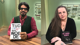 Pankaj Mishra en Bettina Stangneth