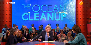 Boyan Slat start Ocean Clean Up