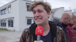 Fans KAPOT van breuk Mattie & Wietze