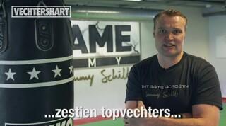 Vechtportret: Semmy Schilt