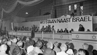 Andere Tijden: Pal achter Israël