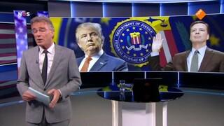 Verbijstering over ontslag FBI-directeur James Comey