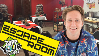 ESCAPEROOM 'HAAI FIVE' #5 - BART MEIJER