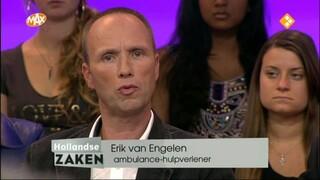 Hollandse Zaken Wie stopt de dokter?