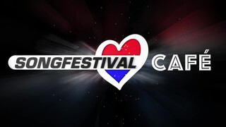 Songfestival Café 11 mei