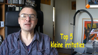 Top 5 kleine irritaties
