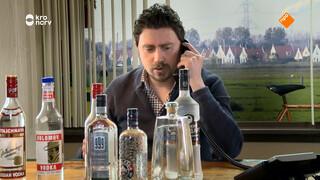 'Een goede wodka smaakt nergens naar'