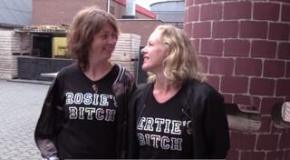 Bertie en Rosita wonen samen!