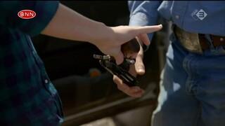 Cowboys en pistolen