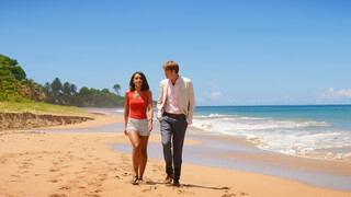 Death in paradise The Blood Red Sea