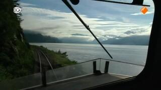 Rail Away - Canada: Prince Rupert-jasper