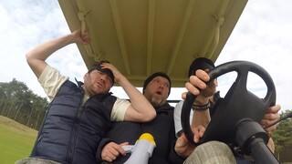Blind golfen