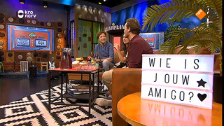 Het 'Wat-Wie- Wiel' met Holly Brood en Gijs Staverman!