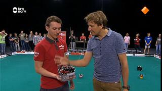 WK robot voetballen!