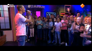 Ferry Doedens - Nu of Nooit (Live @ Zapplive)