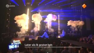 Sterren in Concert: Tino Martin