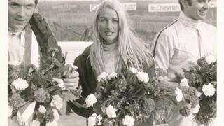 Liane Engeman: de blonde schrik van het circuit