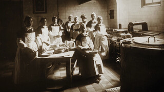 Ondervoeding tijdens de industriële revolutie