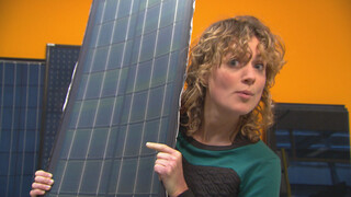 Het Klokhuis - Zonne-energie