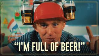 Drugslab AFL. 38 | Rens wordt jolig en raakt de weg kwijt door alcohol