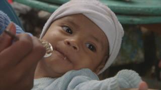 Het Klokhuis - Kinderrechten Ondervoeding