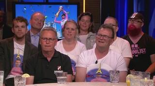 'Dumoulisten' vieren overwinning van Tom in de Giro
