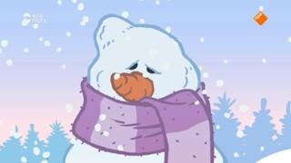 Winter in de tovertuin