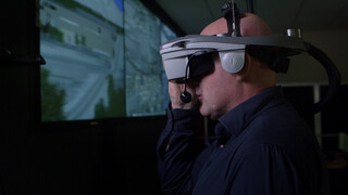 Een oorlog in Virtual Reality