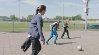 Amsterdamse strijd tegen overgewicht