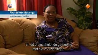 Fryslân DOK De Friese euro in Mozambique