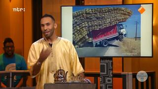 Yahia ziet dat eigenlijk iedereen Marokkaan is