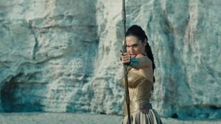 Wereld in de ban van Wonder Woman