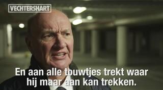 Henk Poort over zijn rol in Vechtershart