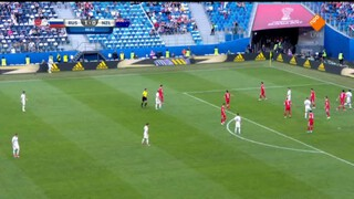 Nos Sport Confederations Cup - Rusland - Nieuw-zeeland