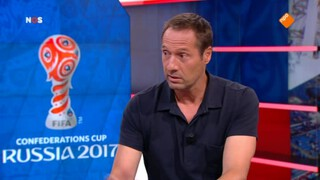Nos Sport Confederations Cup - Australië - Duitsland
