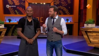 Chef in je oor Roué Verveer vs Loek Peters