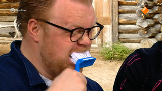 Tandenborstel vergeten?