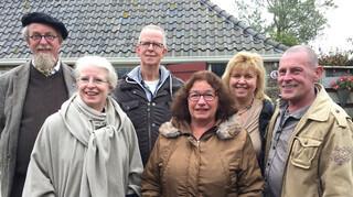Friesland, Drenthe & Overijssel
