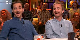 De mannen van Rundfunk vertellen over hun nieuwe show